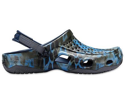 Crocs Swiftwater Kryptek® Neptune Deck Clog 8Zgq9xN