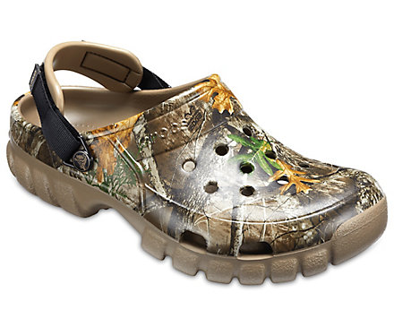 Offroad Sport Realtree Edge Clog