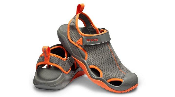 2de20c11725b Crocs-Mens-Swiftwater-Mesh-Deck-Sandal thumbnail 33