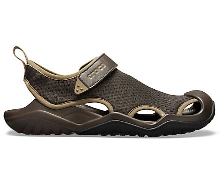 Men's Swiftwater™ Mesh Deck Sandal Crocs