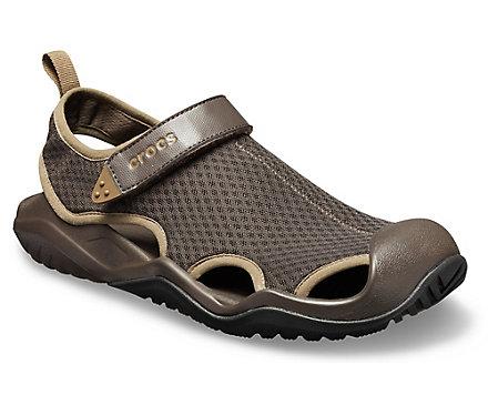 298603d2a4 Men's Swiftwater™ Mesh Deck Sandal - Crocs