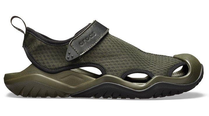 9e80302382653 Crocs-Mens-Swiftwater-Mesh-Deck-Sandal thumbnail 14