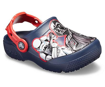 Kids  Crocs Fun Lab Star Wars Dark Side Clog - Crocs 4299c26fb7