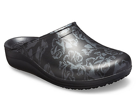Women's Crocs Sloane Graphic Clog