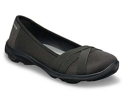 b311f7d60034 Women s Busy Day Strappy Flat - Crocs