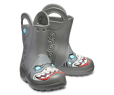7522d2acf Kids  Crocs Fun Lab Creature Rain Boot. 3.5 out of 5 stars. (13 Reviews).  Write a Review. previous item‹