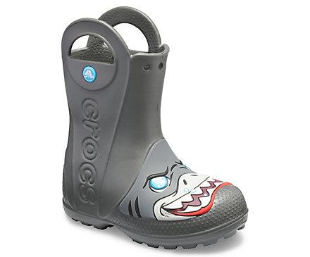 89db72806 Kids  Crocs Fun Lab Creature Rain Boot - Crocs