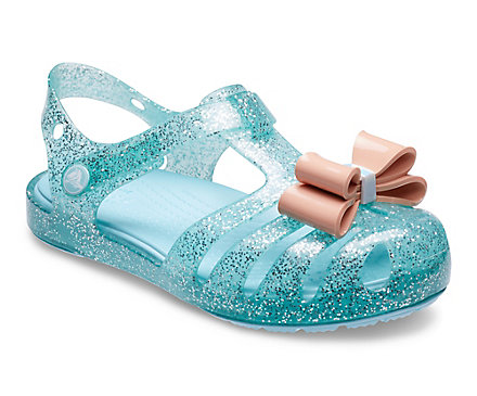 a61792152 Kids  Crocs Isabella Bow Embellished Sandal. review this product! previous  item‹
