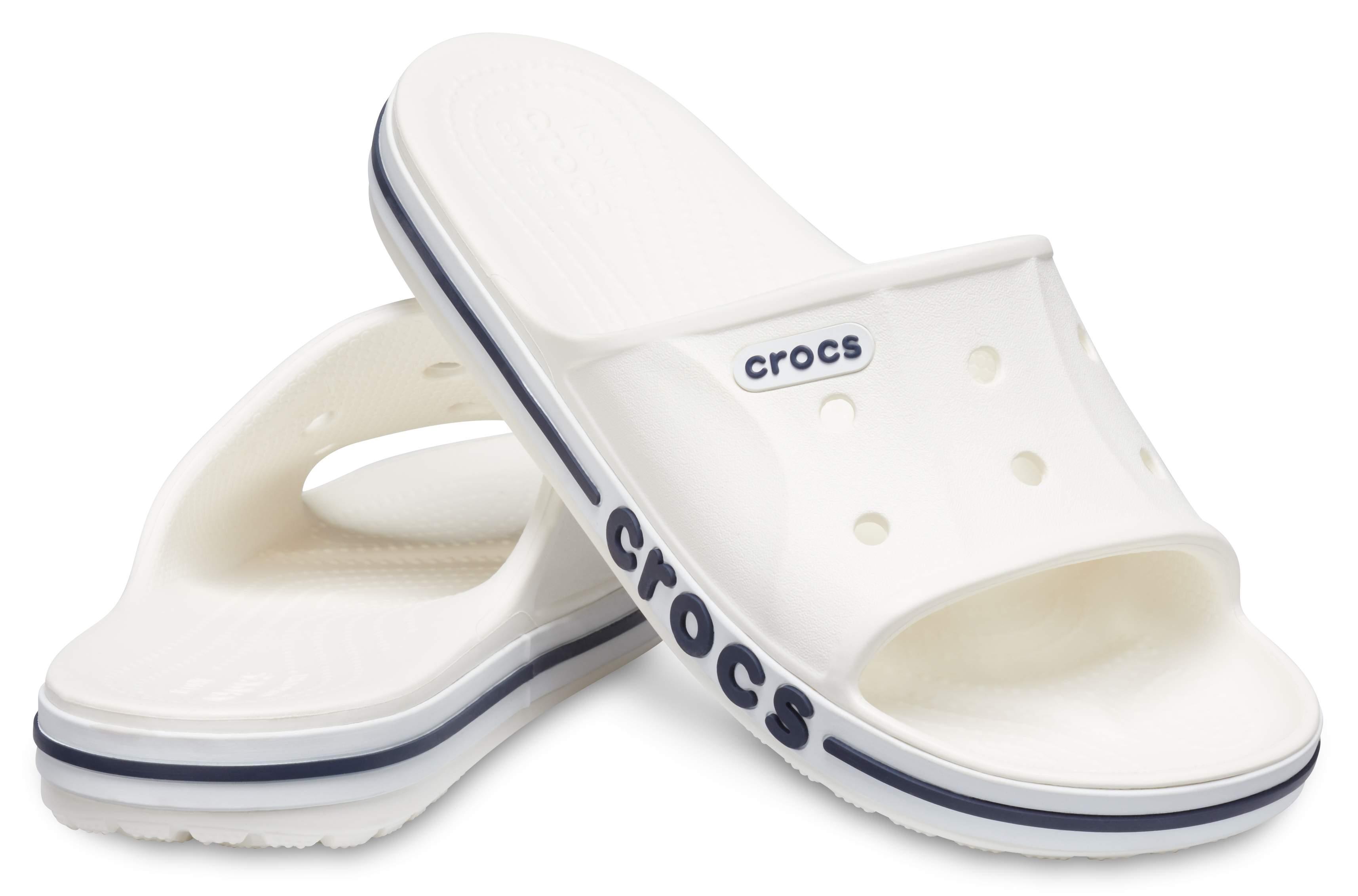 Image of Crocs Bayaband Slide White 205392-126