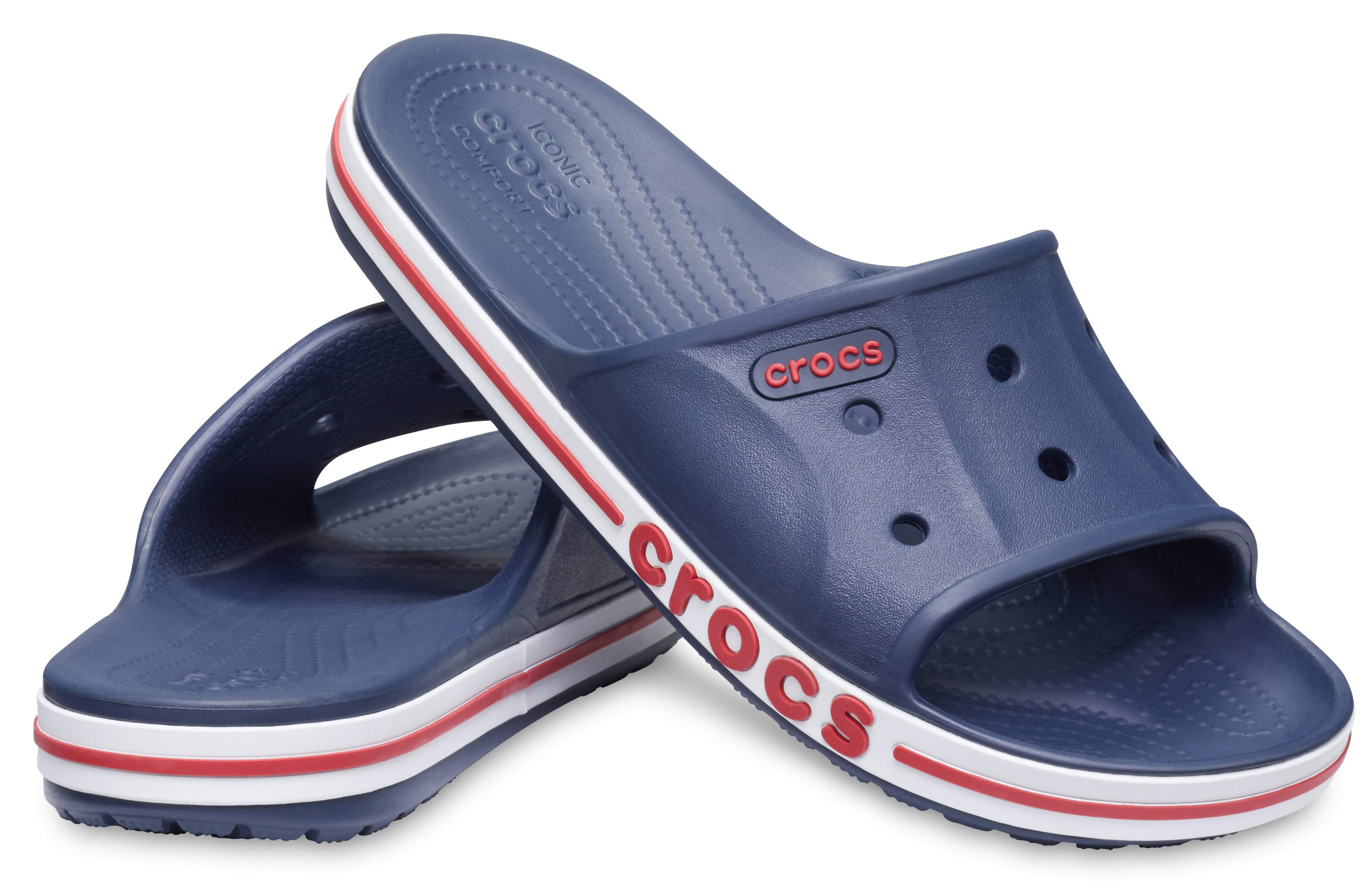 Image of Crocs Bayaband Slide Blue 205392-4CC