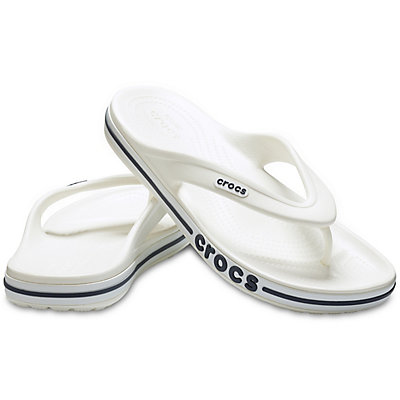 Image of Crocs Bayaband Flip White 205393-126
