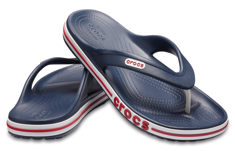 Image of Crocs Bayaband Flip Blue 205393-4CC