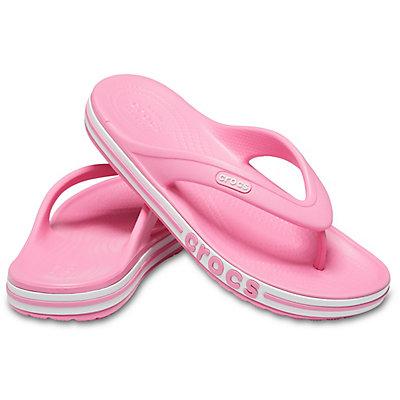 Image of Crocs Bayaband Flip Pink 205393-669