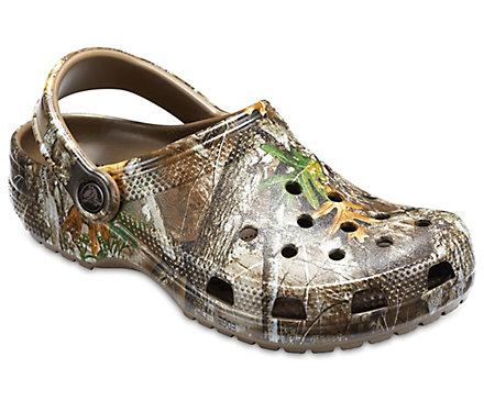 6245d96524b189 Classic Realtree Edge® Clog - Crocs
