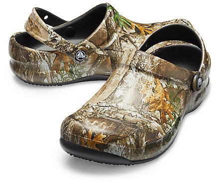 f1a2befa8 Bistro Realtree Edge® Clog - Crocs