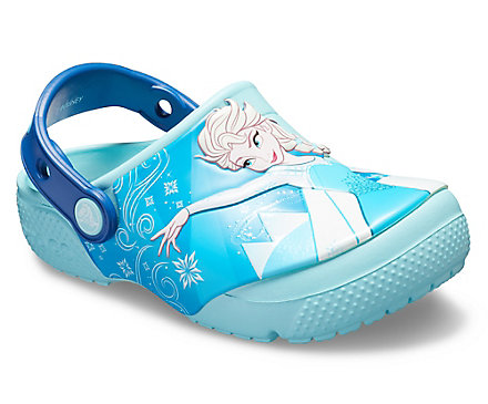 Kids' Crocs Fun Lab Frozen™ OL Clog