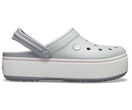 f284356ccf4e0 Crocband™ Platform Clog - Crocs