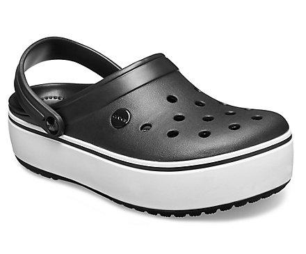 b81ad0f9e39 Crocband™ Platform Clog - Crocs