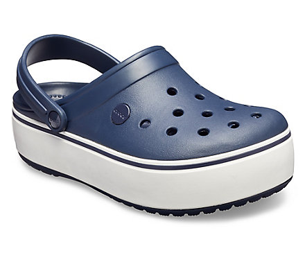 b4a6b806633 Crocband™ Platform Clog - Crocs