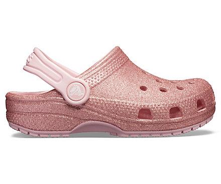 6a7e116cf4 Kids' Classic Glitter Clog - Crocs