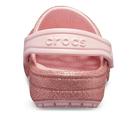 c4d44835cc4 Kids  Classic Glitter Clog - Crocs