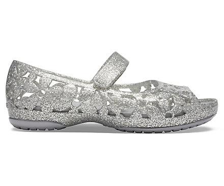 b3e857a9ac13b Kids' Crocs Isabella Flower Flat - Crocs