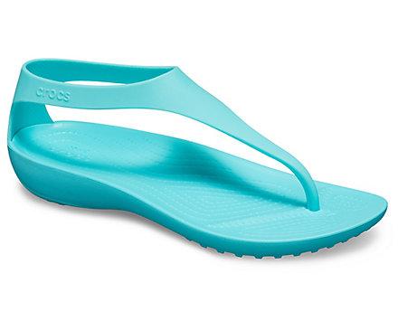 dcaae8f8a572 Women's Crocs Serena Flip - Crocs