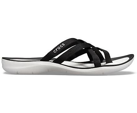 62b32077f8b4 Women s Swiftwater™ Webbing Flip - Crocs