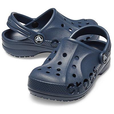 Crocs Kids' Baya Clog Navy Blue