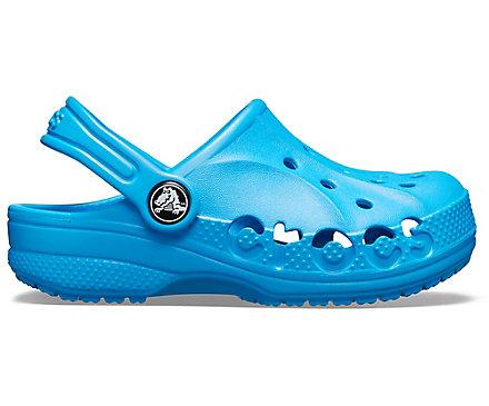 Kids Croc Clog Sandals Great Sale Price! Black Baya Kids