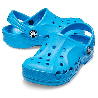 Crocs Kids' Baya Clog Blue