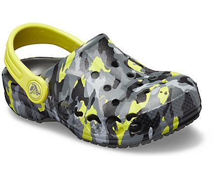 f5a4e0f3cd2b41 Kids  Baya Seasonal Graphic Clog - Crocs