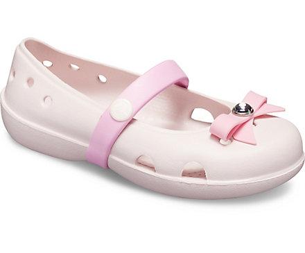 f3e48c4c56 Kids' Keeley Charm Flat - Crocs