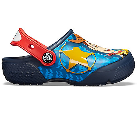 17a95ff87bb Kids' Crocs Fun Lab Disney and Pixar Buzz & Woody Clog - Crocs