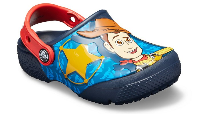 4d138bb342adc3 Details about Crocs Kids Fun Lab Buzz   Woody Clog