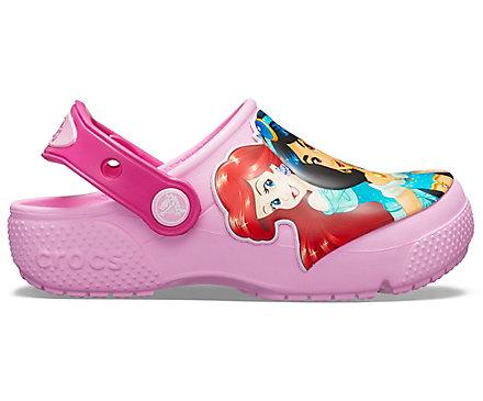effb80539511 Kids  Crocs Fun Lab Disney Multi-Princess Clog - Crocs