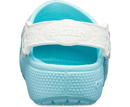 1aac272a1945c Kids  Crocs Fun Lab Frozen Elsa Lights Clog - Crocs