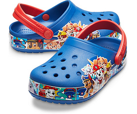 49a7b29b2 Kids' Crocs Fun Lab Paw Patrol™ Band Clog. 4 out of 5 stars. (1 Reviews).  Write a Review. previous item‹. Angle. Side. Pair