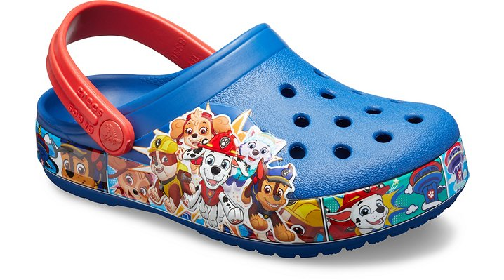 0e45c973b Crocs Kids  Crocs Fun Lab Paw Patrol™ Band Clog Children Girls Boys ...
