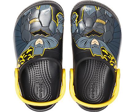 0b33b3b0260405 Kids  Crocs Fun Lab Iconic Batman™ Clog - Crocs