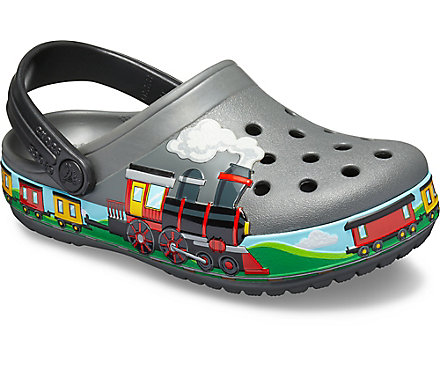 Kids  Crocs Fun Lab Train Band Clog - Crocs c7c537303