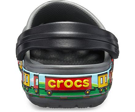 34327d6d1650 Kids  Crocs Fun Lab Train Band Clog - Crocs