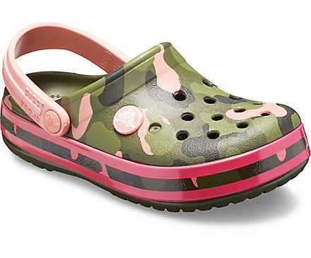 807a8aa6e Kids  Crocband™ Multi-Graphic Clog - Crocs