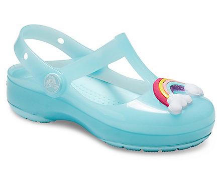6347a06674 Kids' Crocs Isabella Charm Clog - Crocs