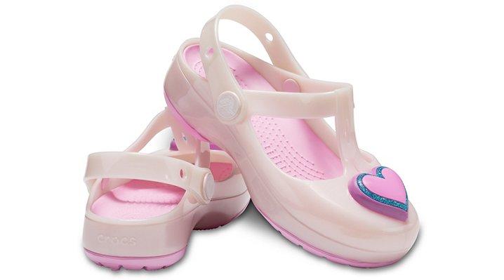 7d70e3a750 Crocs-Kids-Isabella-Charm-Clog thumbnail 15