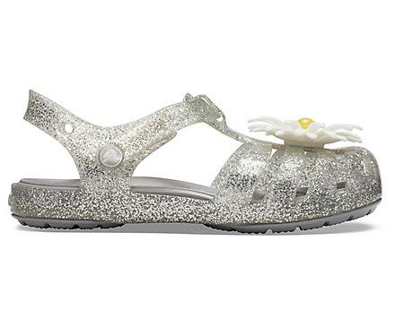 87cedfd893dab Kids' Crocs Isabella Charm Sandal - Crocs