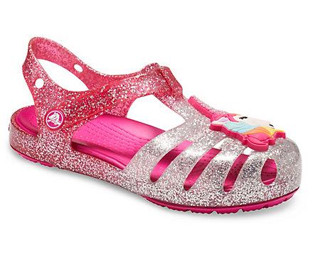 Kids' Crocs Isabella Charm Sandal