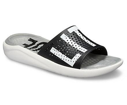 0b0a8ec64c72 LiteRide™ Logo Slide - Crocs