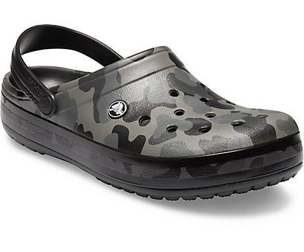 6b80e9d10 Crocband™ Seasonal Graphic Clog - Crocs
