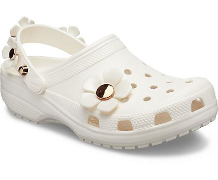 cd4a9921e5d Classic Metallic Blooms Clog - Crocs